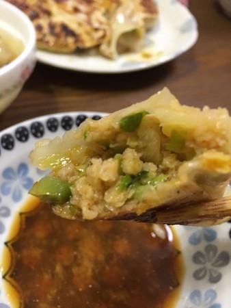 じゃんけん餃子の辛口ジャンボ餃子 (10)