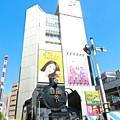 Photos: 新橋の・・・