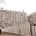 写真: 昭和高層マンション