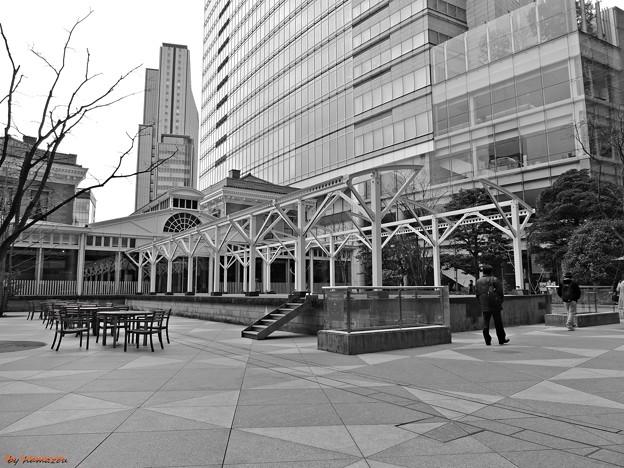 旧新橋停車場