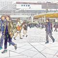 JR有楽町駅中央口