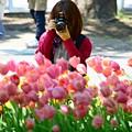 写真: カメラ女子Cちゃん