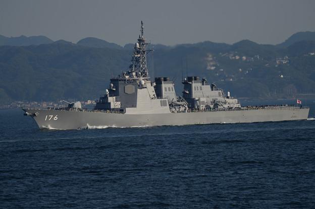 Photos: ミサイル護衛艦(イージス艦)ちょうかい