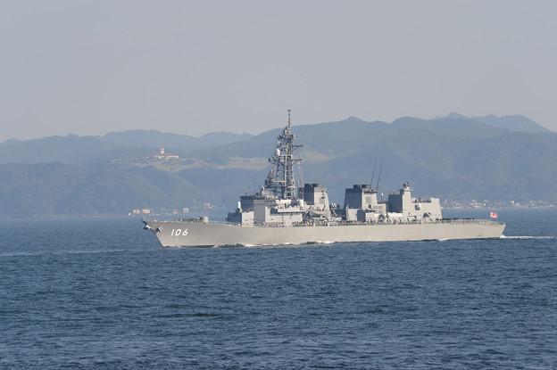 Photos: 汎用護衛艦 さみだれ
