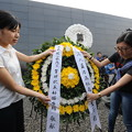 Photos: 兵庫県在日外国人教育研究協議会が南京で・・・。30万人ってバカな!! (2)