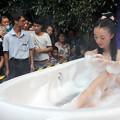 Photos: 美女が公開入浴を披露!!ッ 今日の気になる小姐 12-21 (1)