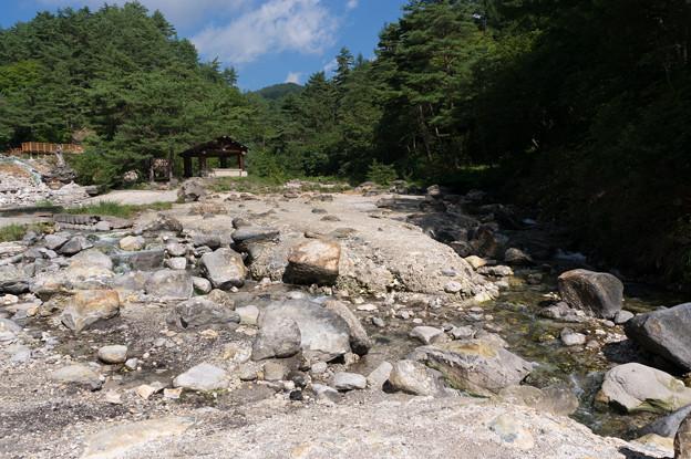 【草津温泉・西の河原】5