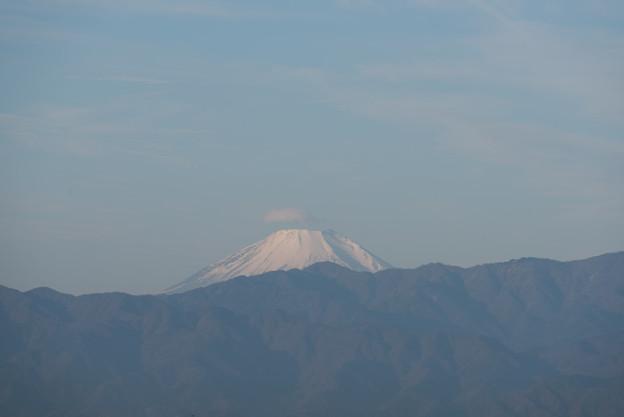【川和富士公園(富士山)】