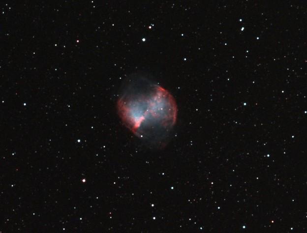 亜鈴状星雲 M27