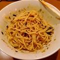 写真: 紀琉 紀琉特製まぜ麺 麺アップ