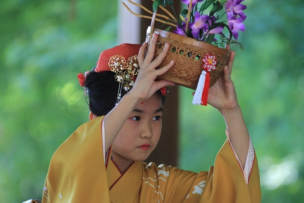 IMG_7103梨木神社・萩まつり・京舞・篠塚流