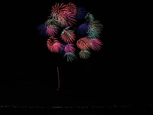 小さくて大きな花火