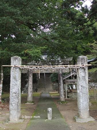 雷山雷神社 PA120412