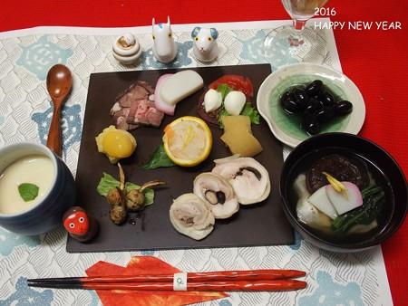 おせち料理 P1010111