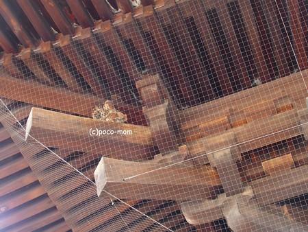 東寺五重塔の力士・邪鬼 PB010036