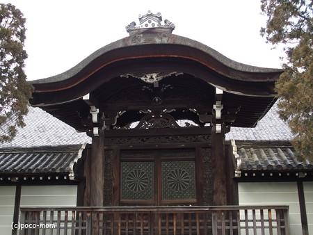 東福寺本坊恩賜門(唐門)P1110141