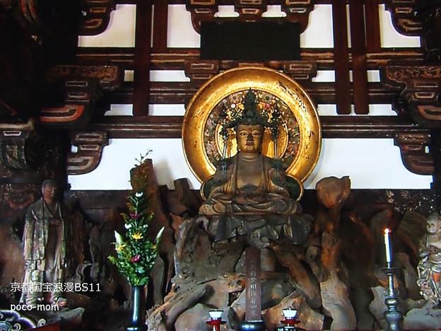 東福寺山門 楼上内部 P3120156