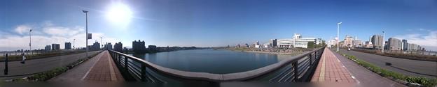 【GoogleCardBoardカメラ用】橘橋