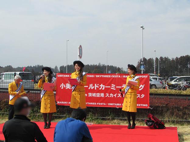 写真: 茨城空港応援大使