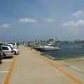 写真: 鹿島漁港