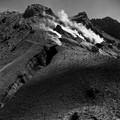 写真: 焼岳昭和の大噴火