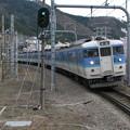 Photos: 勝沼ぶどう郷駅(東京方)