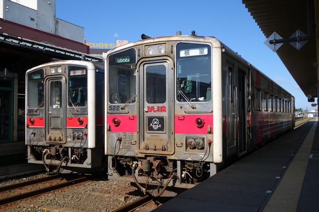Photos: 花咲線 根室行