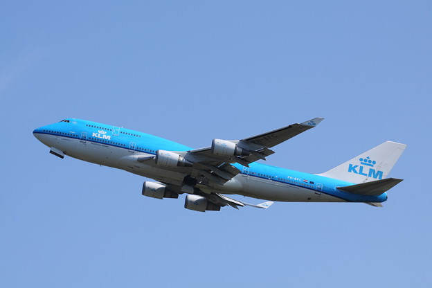 Photos: KLMオランダ航空