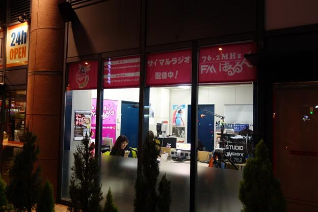 FMぱるるん Studio COMBOX