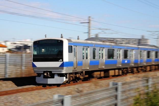 常磐線 E531系