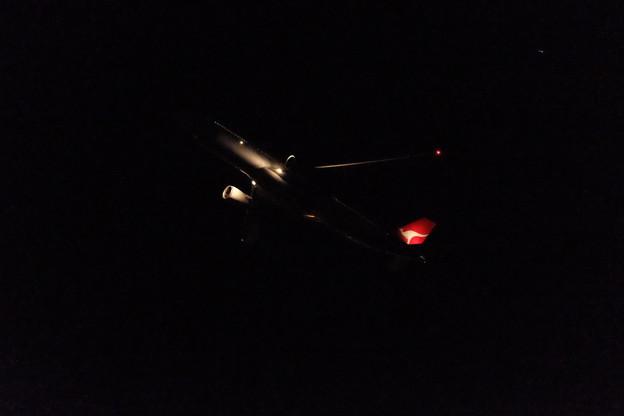 夜Qantas