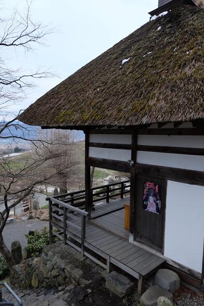 Photos: 長楽寺 観音堂