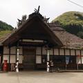 Photos: 湯野上温泉駅