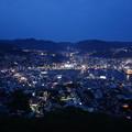 写真: 長崎夜景 宵
