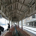 Photos: 上越線 小出駅ホーム
