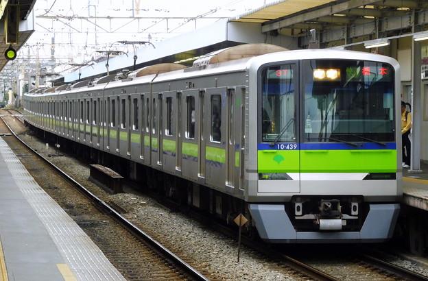 快速KO45橋本 都営10-300形10-430F(2825レ)