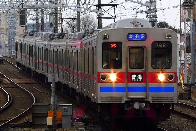 普通KS26津田沼 3600形3668F(705レ)