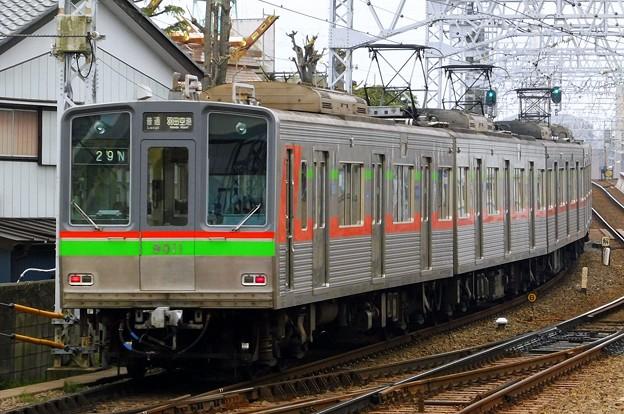 北総9000形9018F 普通KK17羽田空港(828N)