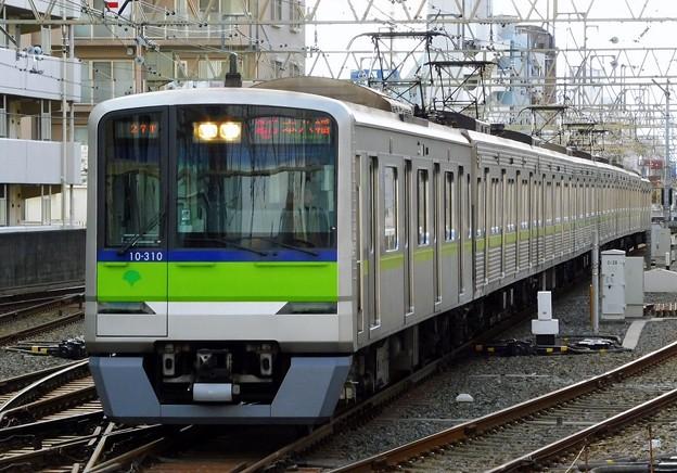 都営10-300R形10-310F(1920レ)急行S21本八幡