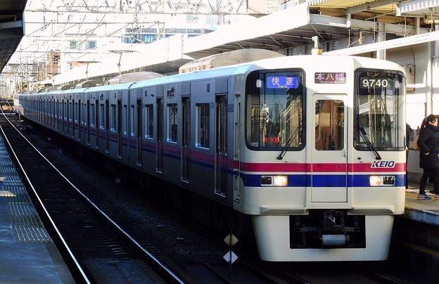 快速S21本八幡 9000系9740F(2800レ)