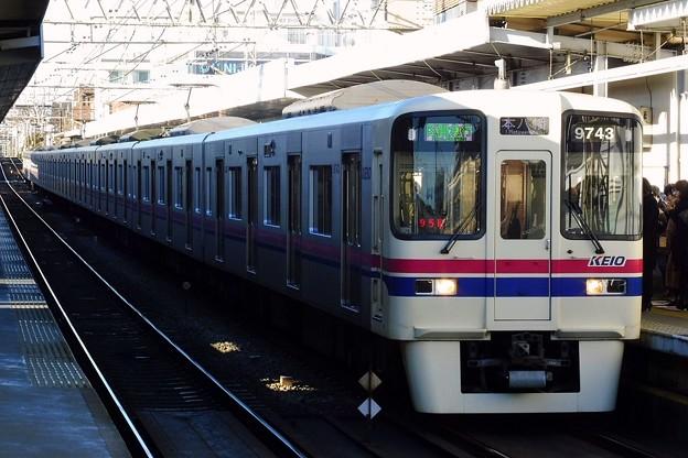 区間急行S21本八幡 9000系9743F(4816レ)