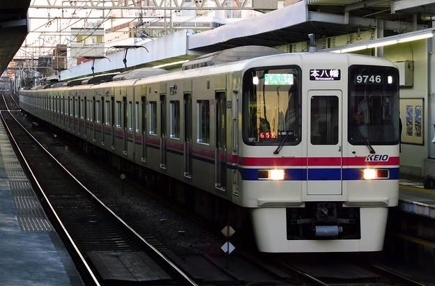 区間急行S21本八幡 9000系9746F(4800レ)