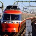 Photos: 〈特急〉はこね7号OH51箱根湯本(0007レ)LSE 7003F