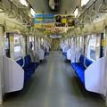 東京メトロ東西線15000系:車内全景