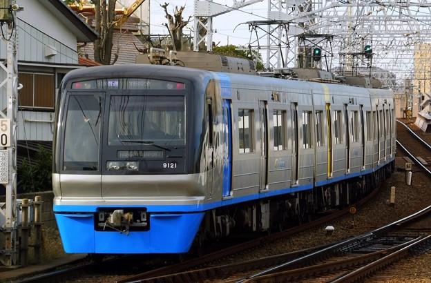 北総9100形9128F 普通KK17羽田空港(830N)