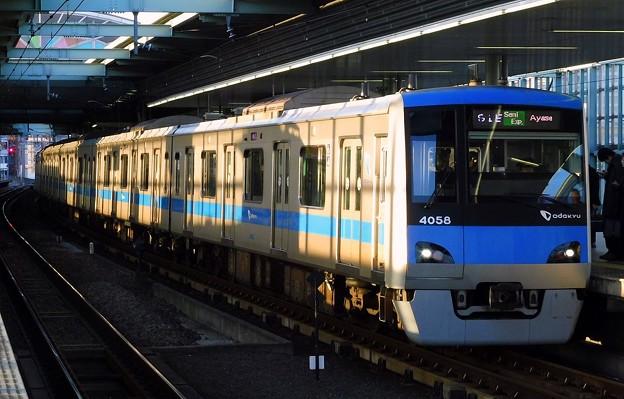 Photos: 準急C19綾瀬 4000形4058F(4100レ)