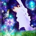 Photos: ☆.。.:*・゜ゆづくん森の妖精と舞う♪♪☆.。.:*・゜