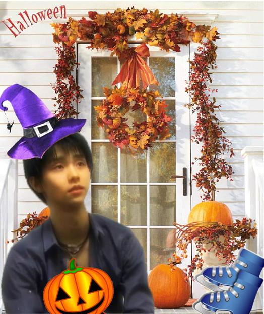 Photos: 結弦の★Happy Halloween★