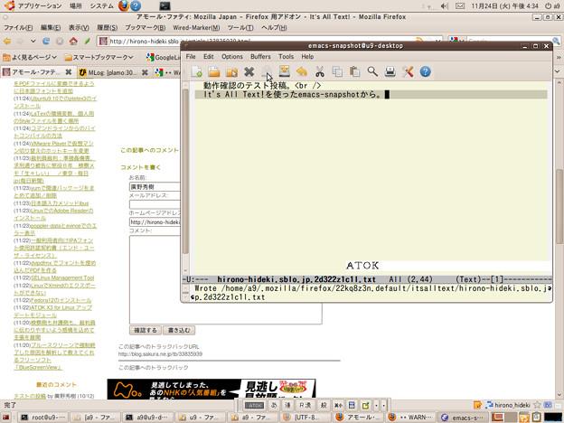 写真: a12-AllText-test_20091124
