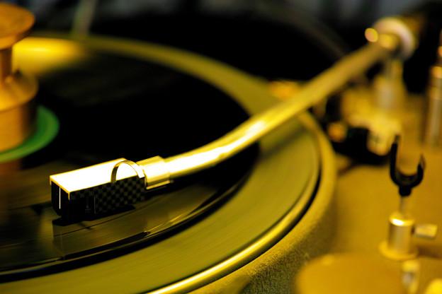トーンアーム DENON DAー302とDL-103(磁力アップ品)